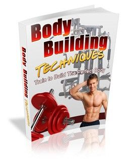 Body Building Techniques Plr Ebook - Download at: http://www.exclusiveniches.com/body-building-techniques-plr-ebook.html