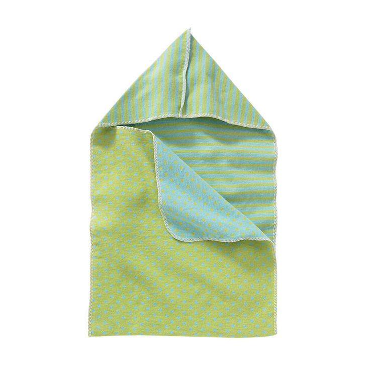 David Fussenegger Hooded Receiving Blanket #baby #kids #clothing #sale