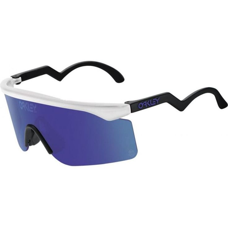 Oakley Mens Sunglasses Heritage Razorblade Violet | Buy Men's Accessories