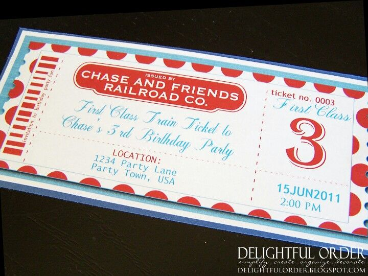 Best Party Train Images On Pinterest Train Party Trains And - Birthday party invitation reminder