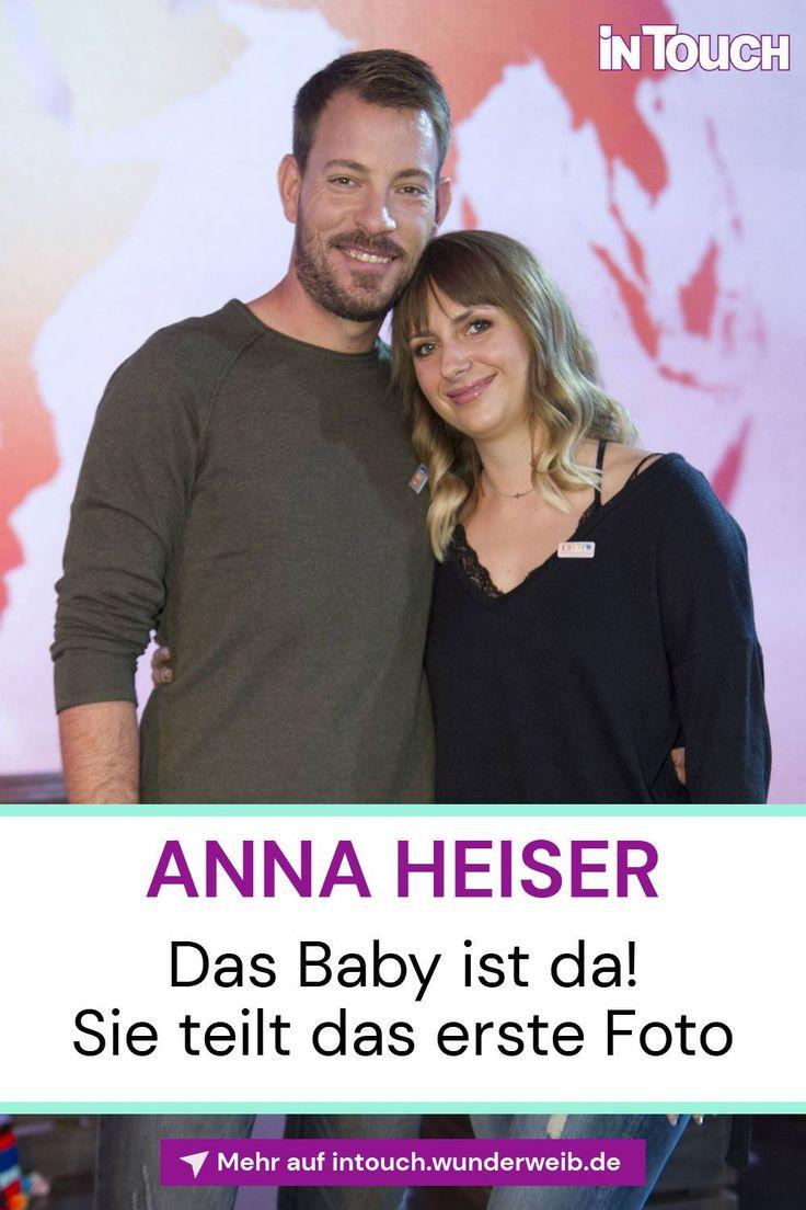Anna Gerald Heiser Das Baby Ist Da In 2021 Promi News Anna Beichte