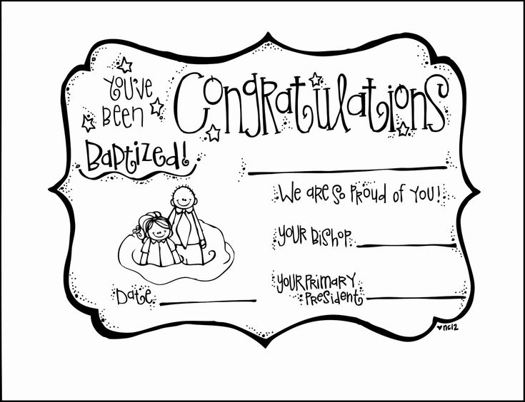 Lds Baptism Coloring Page Unique Primary Work Primary