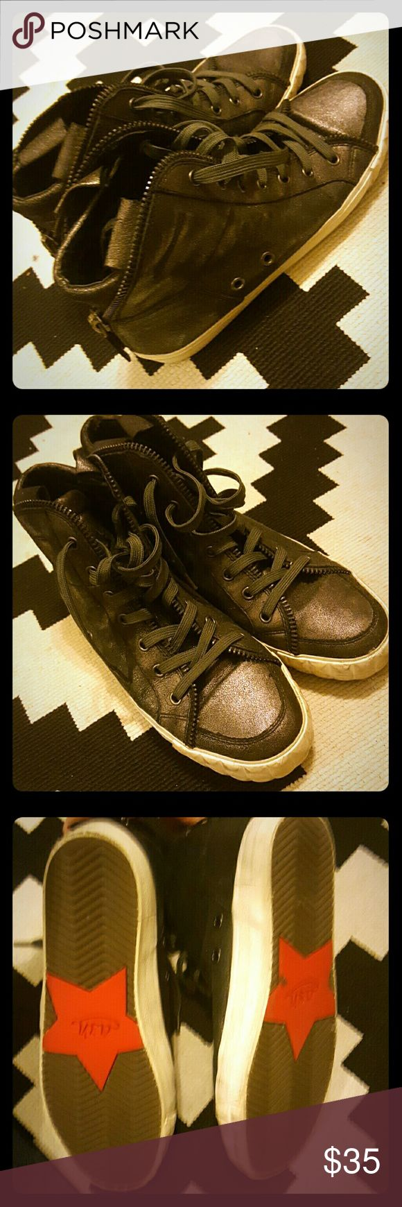 Ash sneakers Worn a couple of times. These could be worn by both genders. Please make an offer. Ash Shoes Sneakers
