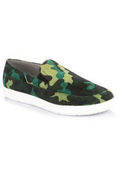 Prada Erkek Yeşil Ayakkabı #modasto #giyim #erkek https://modasto.com/prada/erkek/br2412ct59