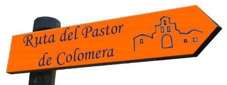 Ruta del Pastor de Colomera