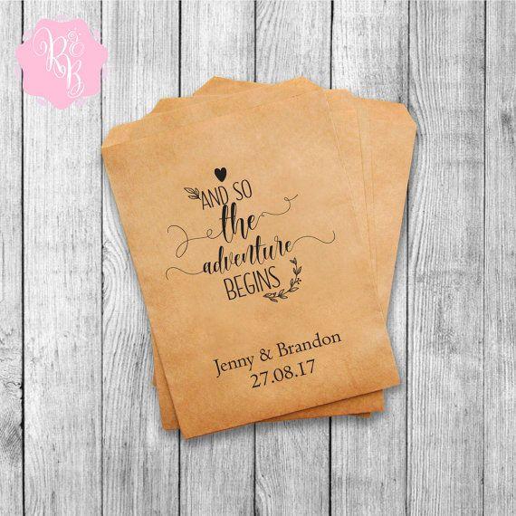 Set of 20 Wedding Favor Bags Wedding Favors by RoyalBrides on Etsy