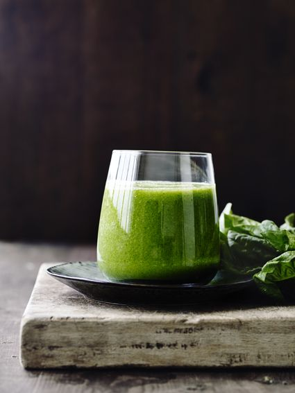 Spinach Smoothie Recipe