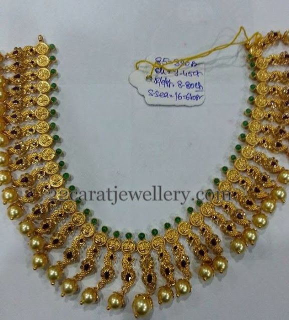 diamond and jewellery pin indian uncut necklace nakshi designs