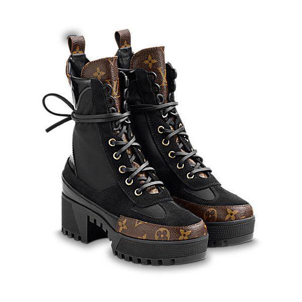 louis vuitton combat boots