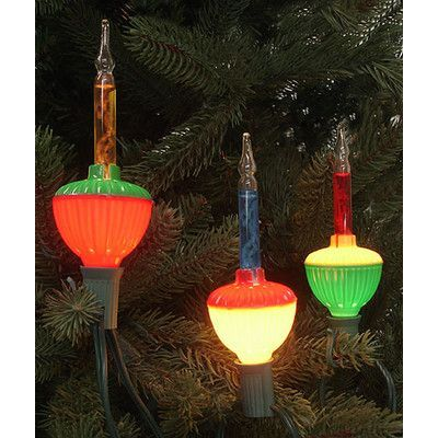 Sienna Bubble Christmas Light Replacement Bulb