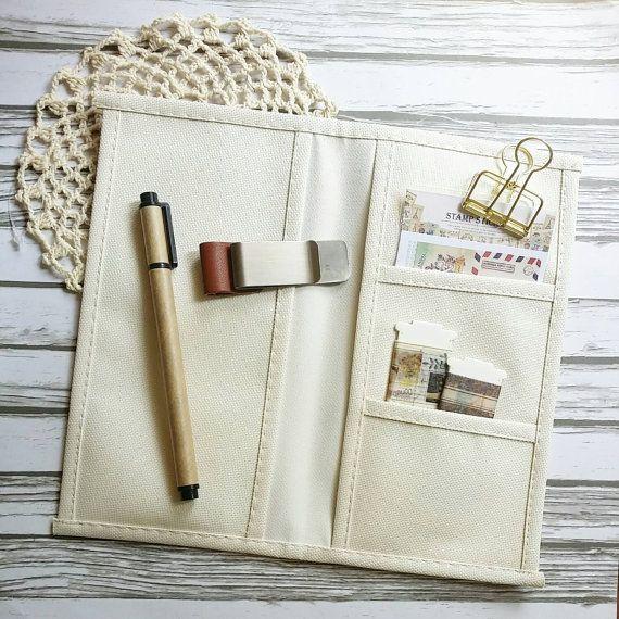 Customize MIDORI Traveler's Notebook Stationery Set,Planner Starter Kit, Planner Stationery