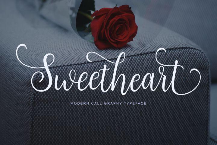 Sweetheart Script #ad.