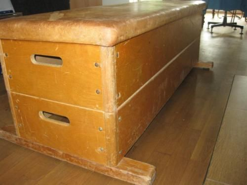 Spectacular Turnkasten teilig Sprungkasten Loft Kinder Sitzbank Vintage in Bayern Pressig B rom bel gebraucht kaufen