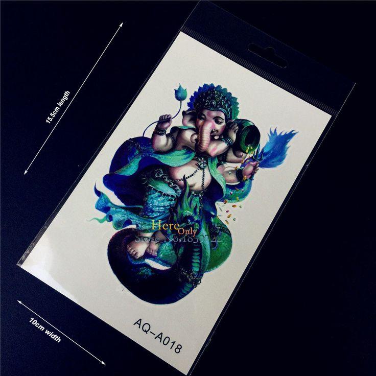 Aliexpress Com Buy India Elephant God Tattoos Cool: Best 25+ Indian Elephant Tattoos Ideas On Pinterest