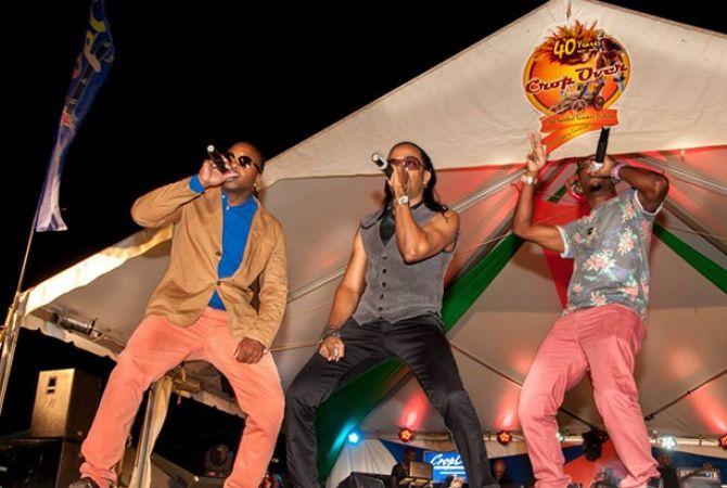 Calypso #music in Barbados!