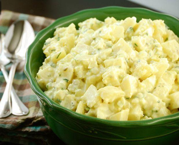 Resep Ramadhan: Salad Kentang Creamy