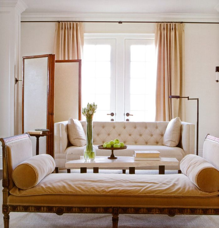 THE COLLECTED HOME  Darryl Carter | Mark D. Sikes: Chic People, Glamorous