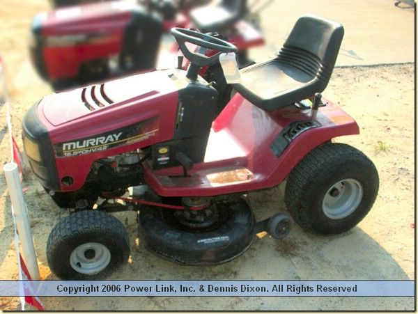 Murray Lawn Tractor Hydrostatic Transmission : Best tractor mower ideas on pinterest tractors john