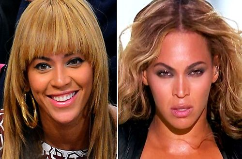 beyonce nose job review, cosmetic counturing