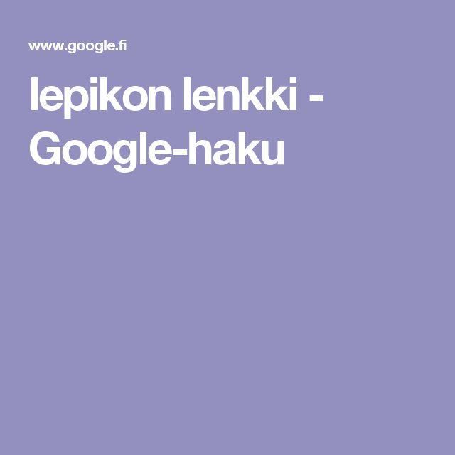 lepikon lenkki - Google-haku