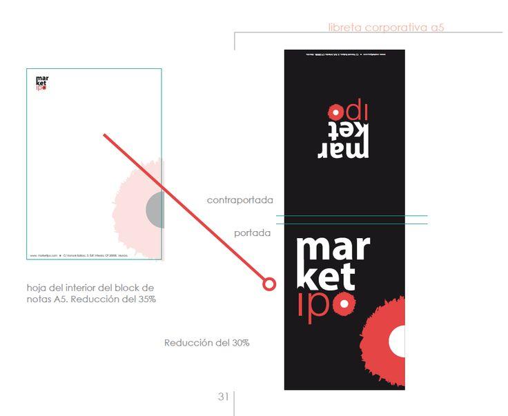 MIC Marketipo: Libreta obsequio corporativa