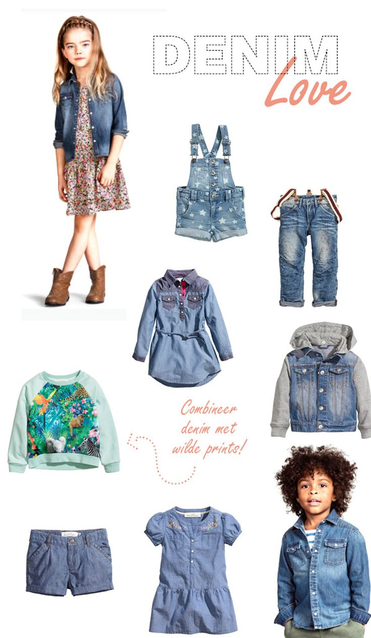 what to wear - denim