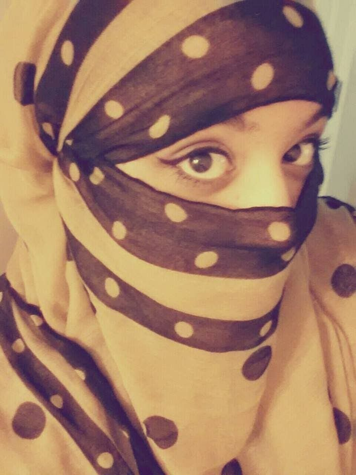 Two Ways to Wear the Niqab (Tutorial). I tried the first one on the video and loved it. It is really easy and quick. ♥