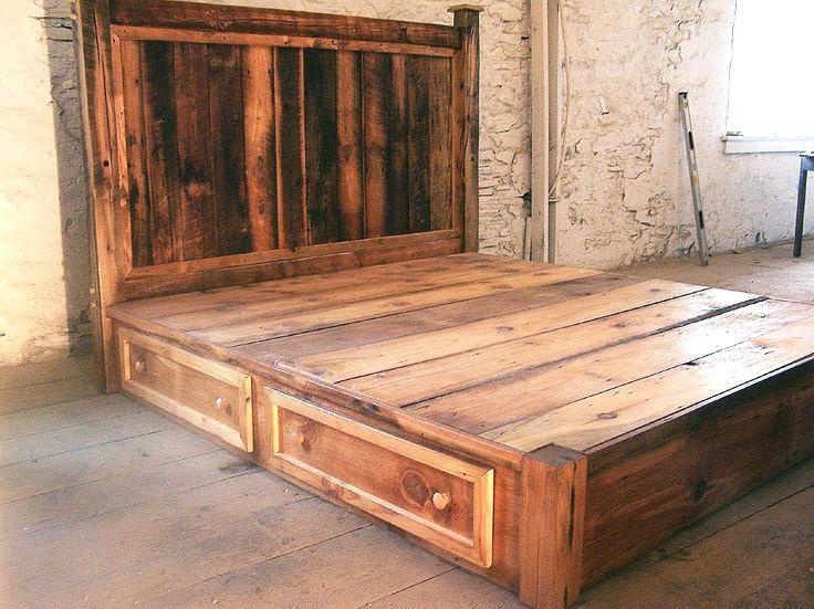 ... Wooden Bed Frames Super King Size Best 20 King Size Bed Frame Ideas On  Pinterest King ...