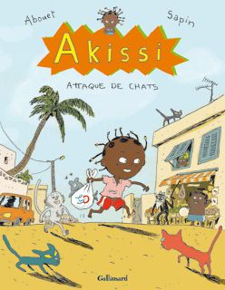 Wonderfully funny Akissi by Margurite Abouet and Mathieu Sapin