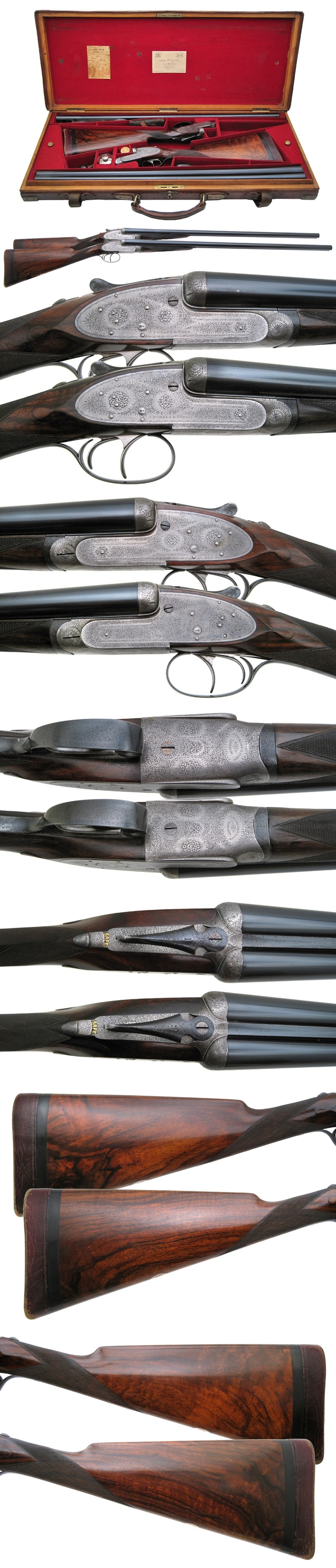 Griffin & Howe - Gun Details Page  Another Purdey pair.......