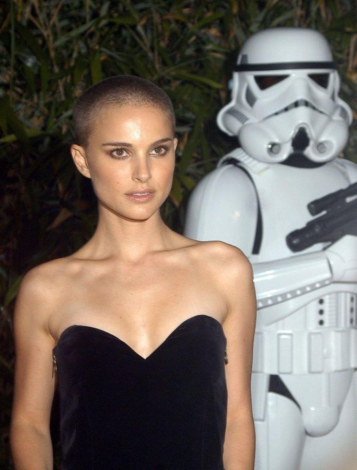 Natalie portman shaved nude