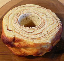 Polish desserts - Sekacz, I love this cake. One the best Polish desserts.