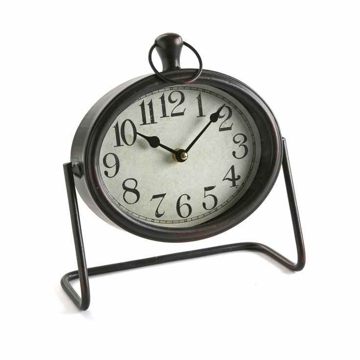 Reloj de sobremesa vintage