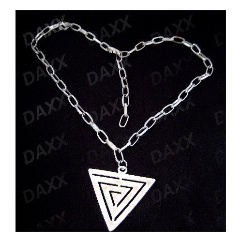 Daxx, gümüş kaplama, üçgen etnik figürlü ürünü, özellikleri ve en uygun fiyatların11.com'da! Daxx, gümüş kaplama, üçgen etnik figürlü, taşsız kolye kategorisinde! 51439563