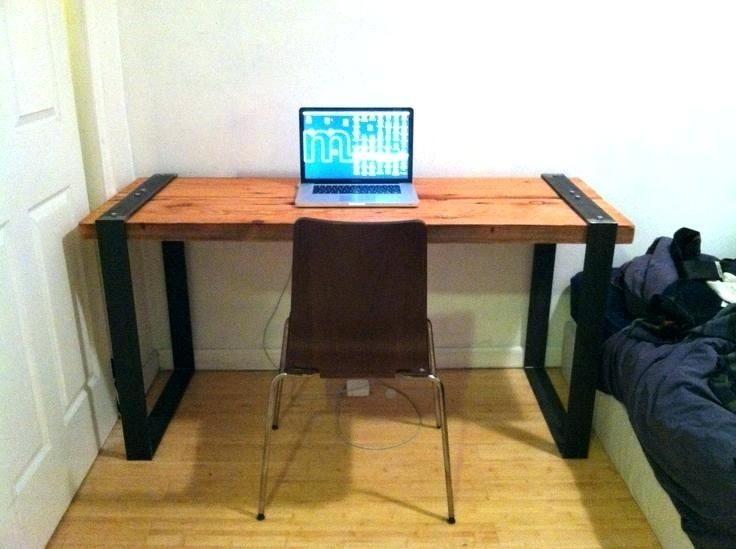 Office Desk Woodworking Plans Home Office Simple Wooden Desk Desk