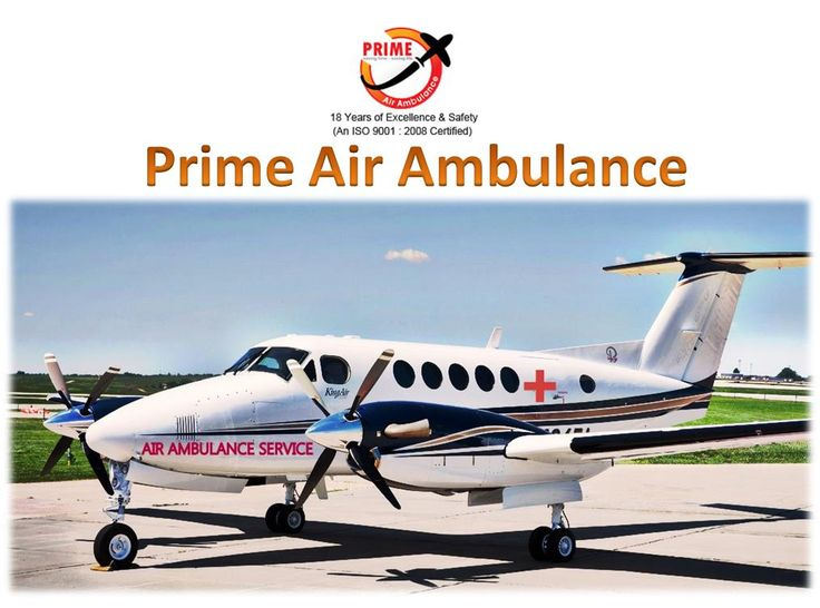 State of the Art Air Ambulance in India