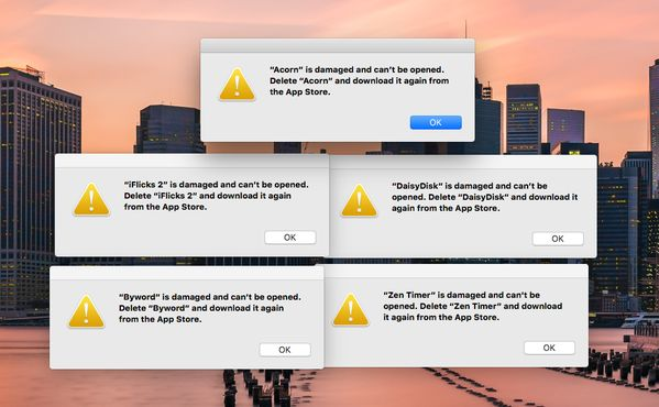 #Apple user anger as Mac apps break due to security certificate lapse  #tech