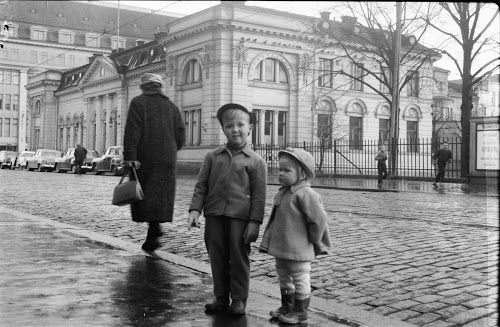 1950s Turku, Finland