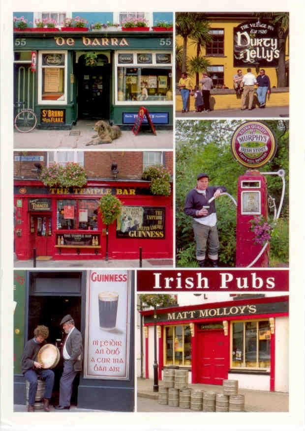 Irish Pub...I want to dance to fun music in an Irish Pub and laugh like there are no worries in the world....