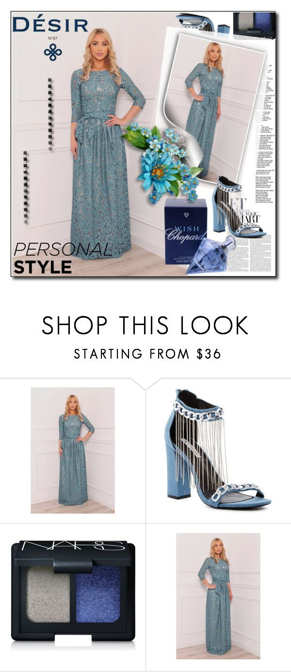"""""""Desir Vale 6"""" by sabinn ❤ liked on Polyvore featuring Cape Robbin, NARS Cosmetics and Chopard"""
