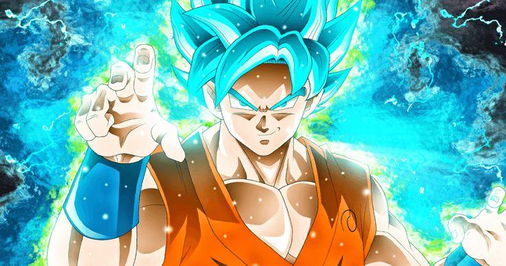 Super Saiyan Blue Goku Wallpaper Engine Anime Make Your Windows Desktop Move With Wallpaper Engine Wallpaper Engine Customizable Top Audio Visualizer Wallpa Film