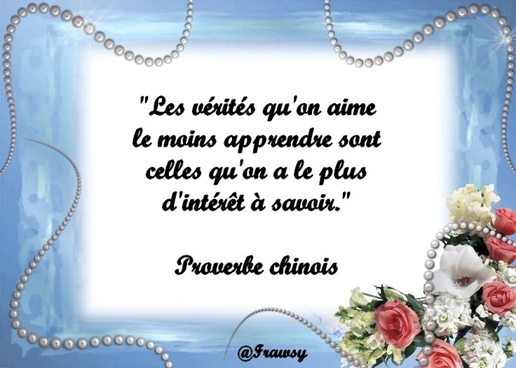 Proverbes citations rencontres