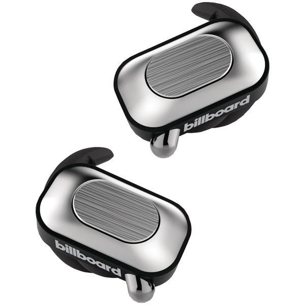 Billboard BB906 Splashproof Bluetooth(R) Earbuds with Microphone & Charging Carry Case
