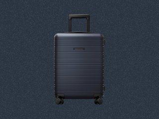 Cabin Luggage Model M Night Blue | Horizn Studios