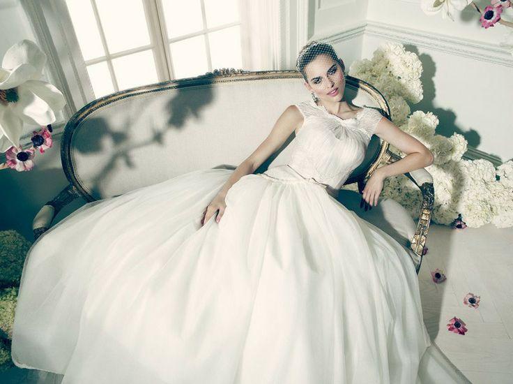 Robe de mariée signée Truly Zac via StyleListQuebec