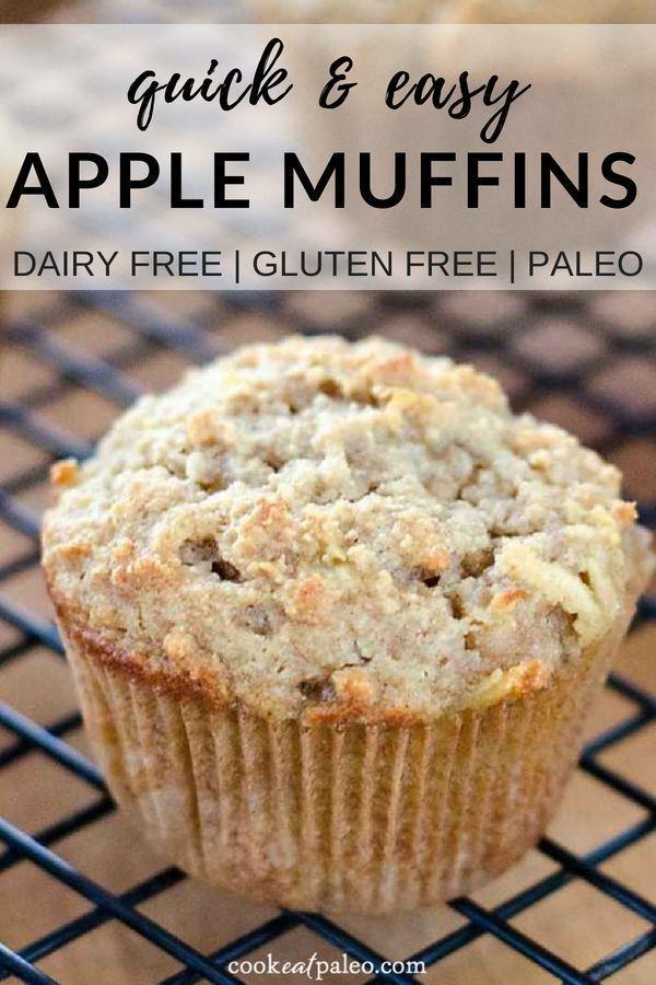 Paleo Apple Muffins Recipe Easy Snacks How To Eat Paleo