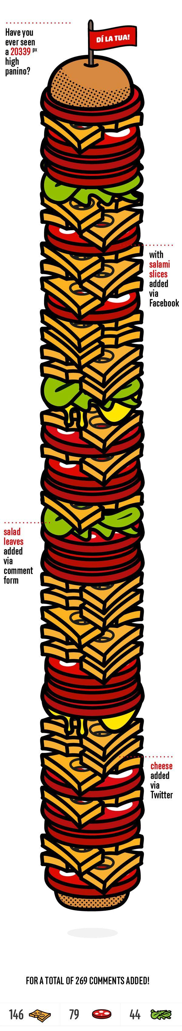 #PWES3 - Pane, Web e Salame by Gummy Industries , via Behance