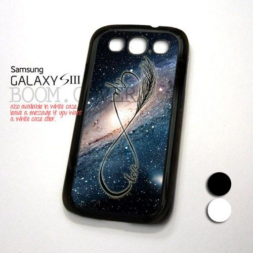 Nebula LOve Infinity design for Samsung Galaxy S3 Case