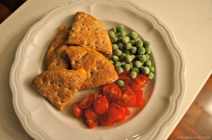 Great full day meal menu for 15 months old [via A Healthy Slice of Life]