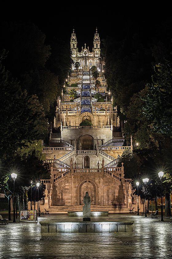 Nossa Senhora dos Remédios, Lamego, Portugal